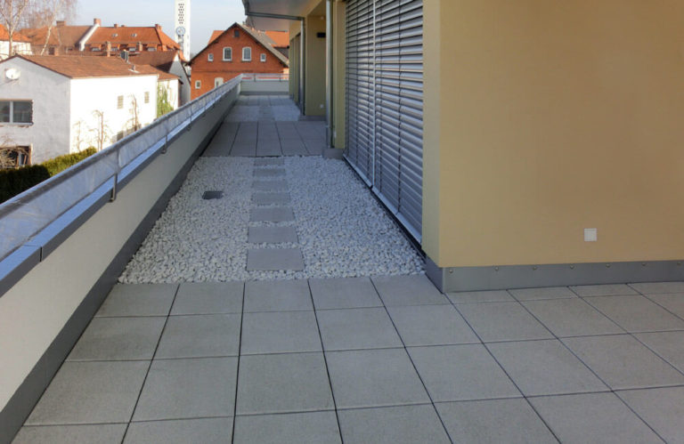 Referenzen Balkone & Terrassen - Max-Bohn GmbH aus Bayreuth