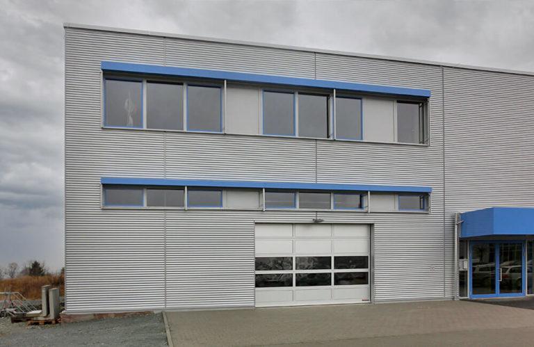 Referenzen Fassadenverkleidungen - Max-Bohn GmbH aus Bayreuth